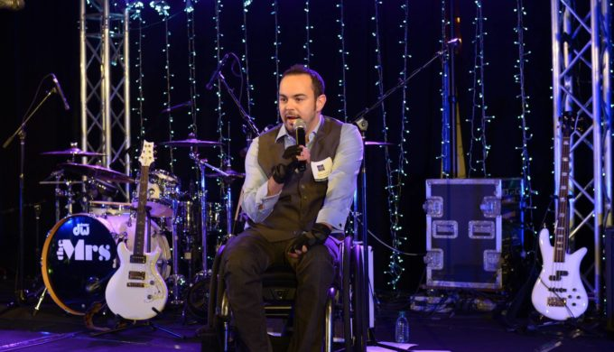 Help For Spinal Cord Injuries: 8th Annual Pay It Forward Benefit With Daniel Curtis