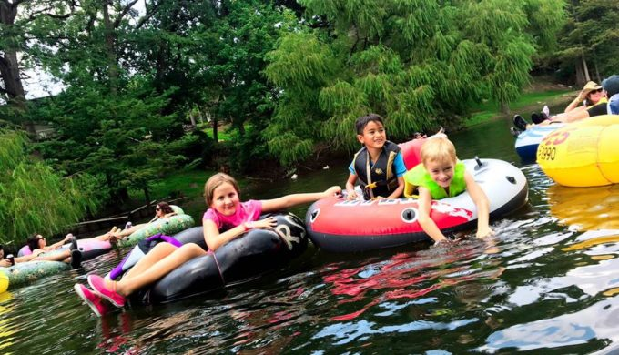 Yogi Bear's Jellystone Park: A Hill Country Home-Away-From-Home for Fall Family Camping Fun