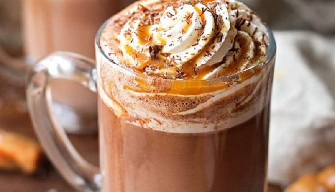 Salted Caramel Hot Chocolate: Add This to Your Fall Beverage Playbook