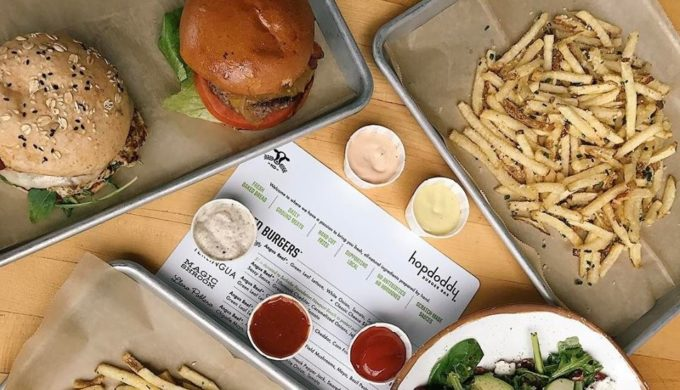 Hopdoddy Requires a Signed Waiver Prior to Eating Newest Burger Offering!