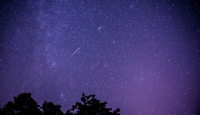 Best Texas Viewing Opportunities for the 2017 Perseid Meteor Shower