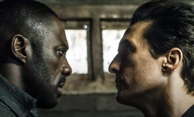 McConaughey & Elba Lead the Action in Epic King Adaptation of 'The Dark Tower'
