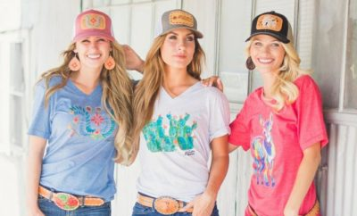 McIntire Saddlery in Cisco Releases New Clothing Line You'll LOVE!