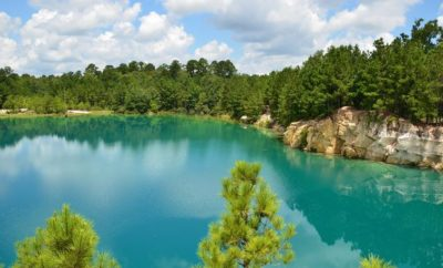 Blue Lagoon is the Texas Tropical Oasis You've Been Searching For
