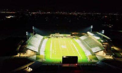 Katy ISD High School Stadium Gets Texas-Sized Grand Opening