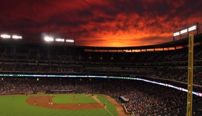 Texas Rangers Announce Arlington Ballpark Name & Extended Deal