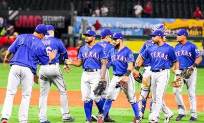 Texas Rangers Announce Arlington Ballpark Name & Extended Deal