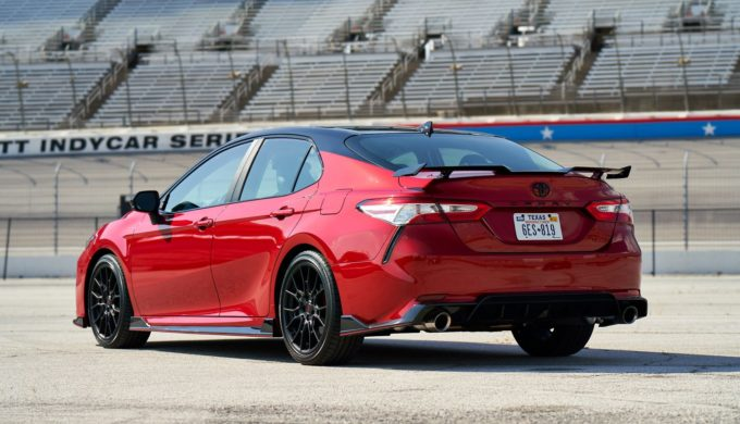 2020 Camry TRD: Not Your Daddy's Camry By a Long Shot