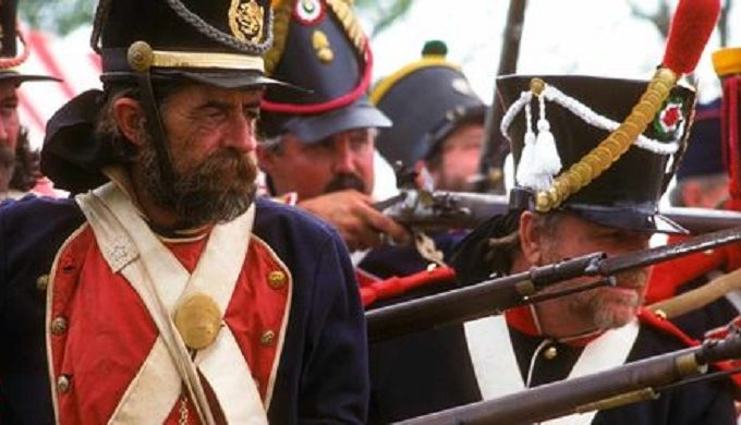 2017 San Jacinto Day Festival Features Largest Battle Reenactment in Southwest United States