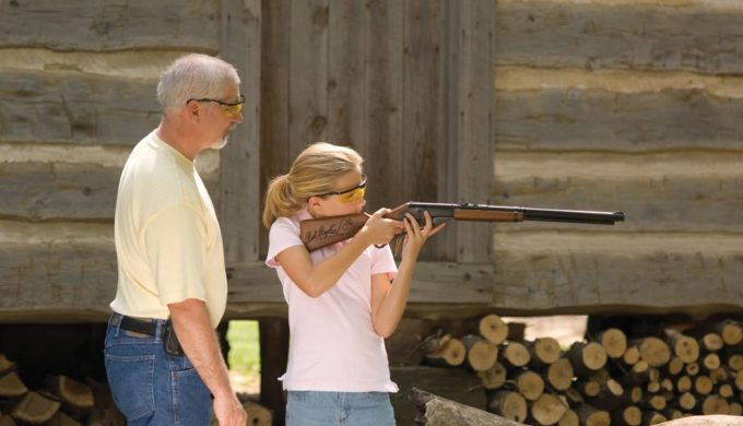 There's a Red Ryder BB Gun For Adults & We're Making Our Wish List Now