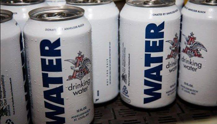 History Of Anheuser Busch Emergency Drinking Water