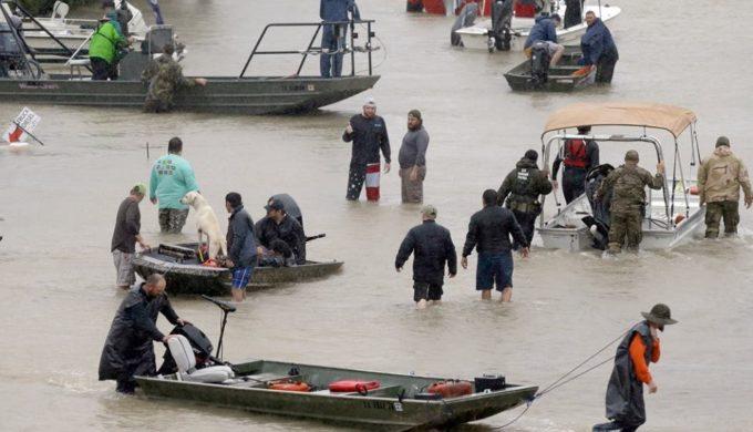 Bass Pro Shops Donates Boats Towards Hurricane Harvey Relief Efforts
