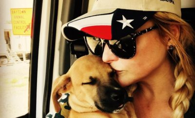 MuttNation & Lambert Rescue Four-Legged Friends Following Harvey