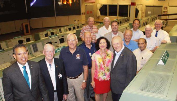 Apollo Mission Control Center Undergoing Extensive Restoration Project