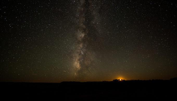 Devils River SNA Designated First International Dark Sky Sanctuary in Texas