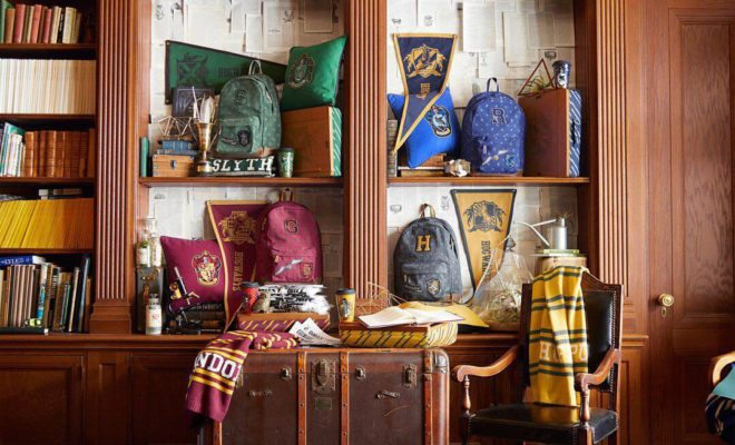 Magical New Harry Potter Collection Released By Pottery Barn