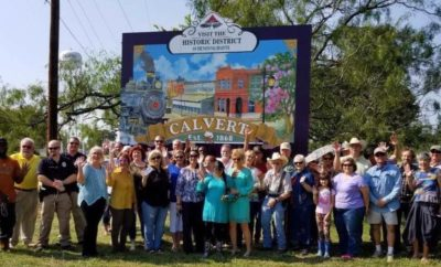 A Town Fit for a Queen-Calvert, Texas Celebrates its 150th Anniversary