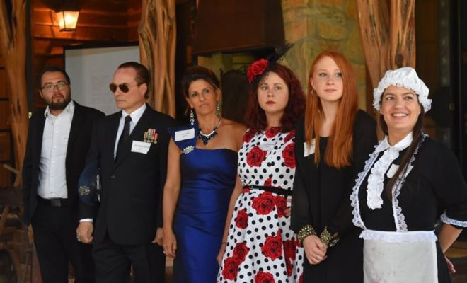 Hill Country Host for Epic Murder Mystery Event Has Seen This Happen Before