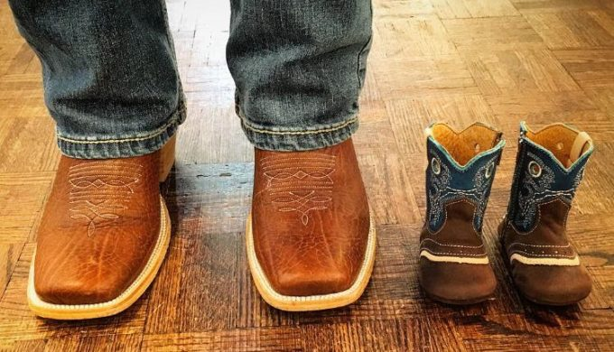 To Tuck or Untuck: The Debate on Style Versus Utility for a Cowboy Boot
