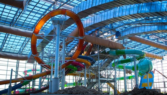 Epic Waters Indoor Outdoor Water Park At The Push Of A Button