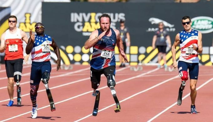 Prince Harry's Invictus Games: Honoring & Acknowledging the Wounded Warrior