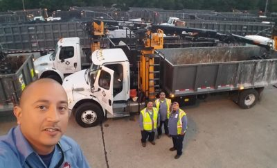 Attitude of Gratitude: San Antonio Waste Crew Thanks Harvey Victims in Kingwood