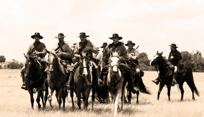 Texas Rangers range