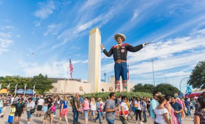 Four-Year-Old Big Tex: An Icon Continuing to Make Texas Proud