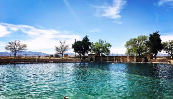 $2M Fundraising Goal Met for Repairs to Balmorhea State Park Pool