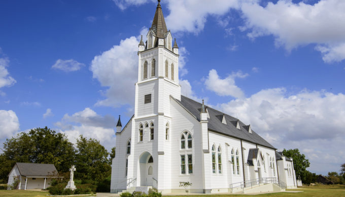 Touring the Painted Churches of Texas: Architecture, Art, and a Sampling of History