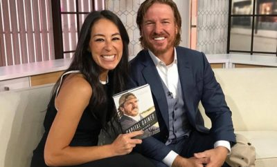 Chip and Joanna Gaines are Launching Their Own TV Network