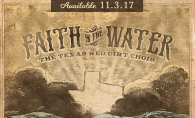 'Faith in the Water': Lone Star State Artists Come Together for Rebuild Texas Fund