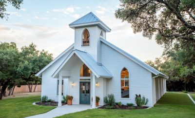 5 of the Dreamiest Texas Wedding Chapels to Take Your Vows In