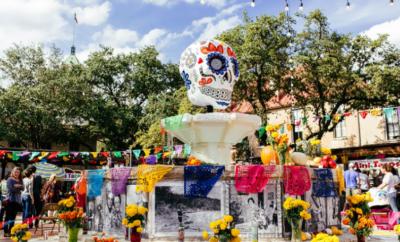 Start Planning for San Antonio's Día de Los Muertos Festival