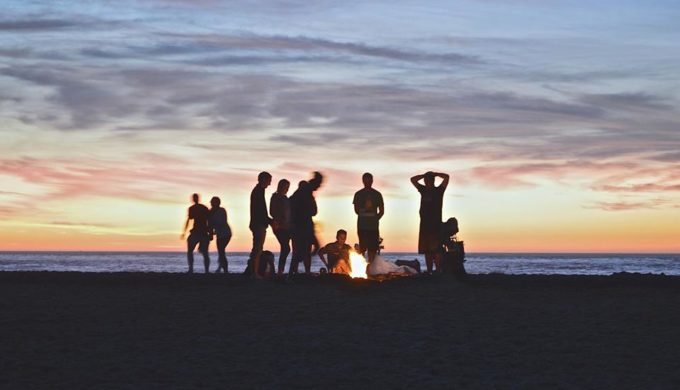 Three Texas Beaches That Are Bonfire Friendly: Know Before You Go
