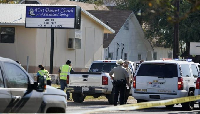 UPDATE: Multiple Casualties Reported Following Texas Church Shooting