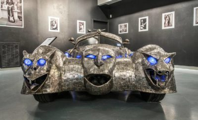 Houston's Art Car Museum Transforms Cars Into Mind-Boggling Art
