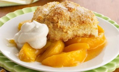 Nothing Beats a Hill Country Peach: San Antonio Restaurants Serving Up Delicious Peach Cobbler