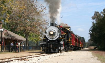 Ride the Polar Express by the Texas State Railroad for Family Holiday Fun