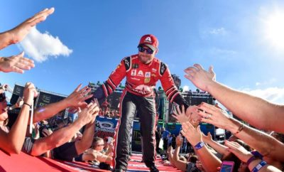 The End of an Era: Dale Earnhardt Jr. Finishes Full-Time NASCAR Racing