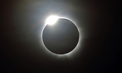 August 21 Total Solar Eclipse Brings Equal Pensiveness and Celebration