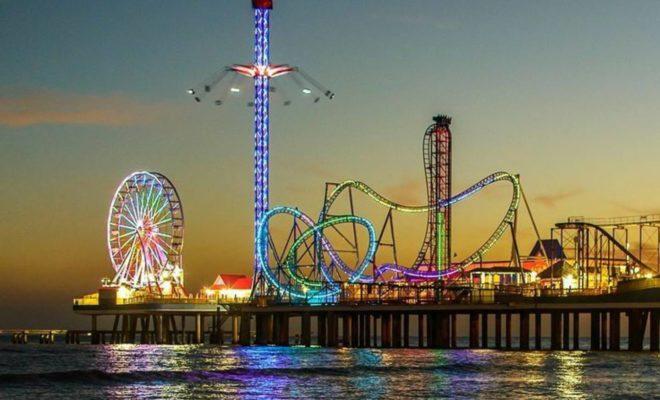 3 Texas Amusement Parks Where Fun is an Understatement