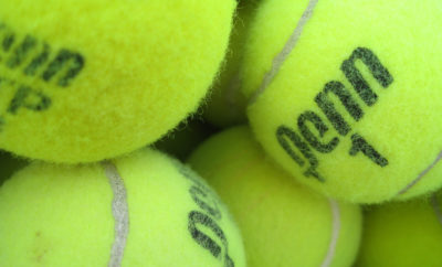 Life Imitates Art? Mesmerizing Video Shows How Tennis Balls Are Made