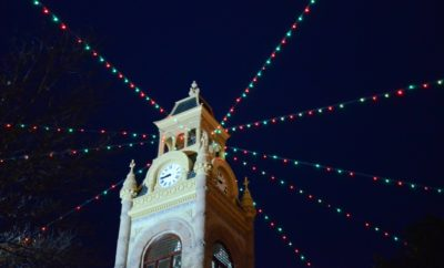 Llano Makes Christmas Magical Again in the Hill Country