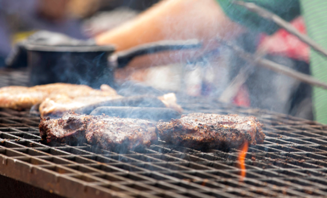 Hico's Texas Steak Cookoff Said to Be the Granddaddy of Them All