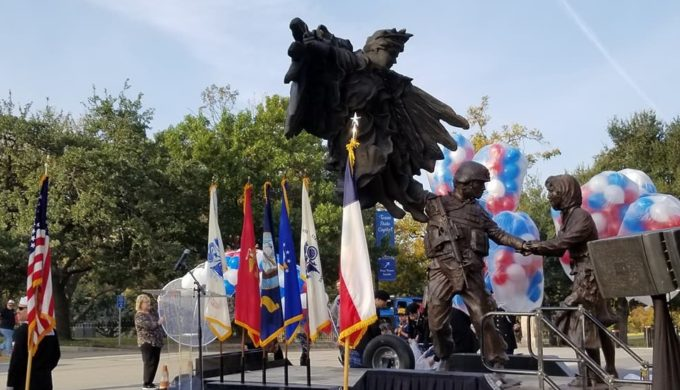 'The Price of Liberty' Unveiling & Dedication at Texas State Capitol