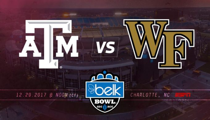 Bowl Games: You Could be Here (All Things Texas-Related This Season)