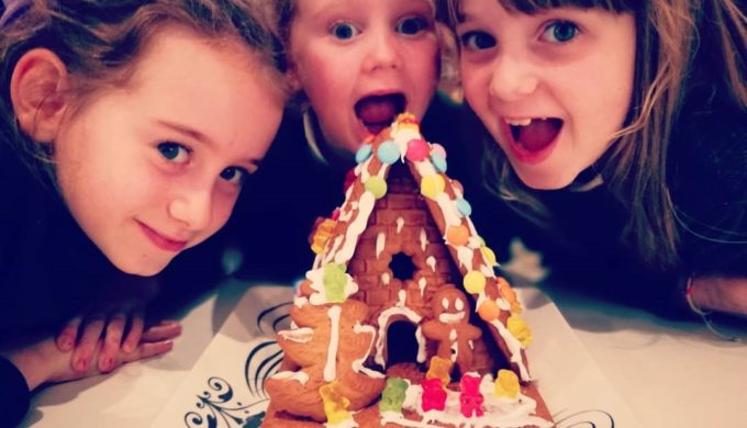 How Do You Do Your Gingerbread? Village, House, or Men…They're all Delicious