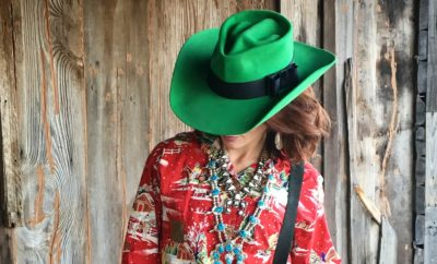 Stylin': Ladies' Hat Creases That are Off the Hook