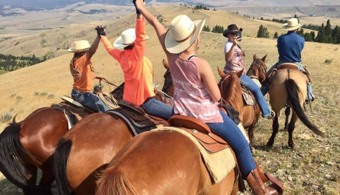 Get Your Girls Together for Your Own Cowgirl Getaway